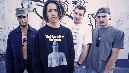 Rage Against the Machine, not featured below. - PRESS PHOTO