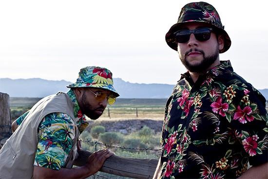 Steddy P & DJ Mahf CD Release - Saturday, September 7 @ The Demo - PRESS PHOTO | MANNY HINKSON
