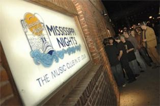 Mississippi Nights threw its final jam session on January 19, 2007. The venerable venue near the Mississippi River hosted a wide assortment of legendary artists over its history. - RFT FILE PHOTO