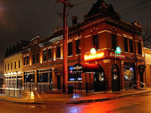 The Old Rock House last night. - PHOTO: EGAN O'KEEFE