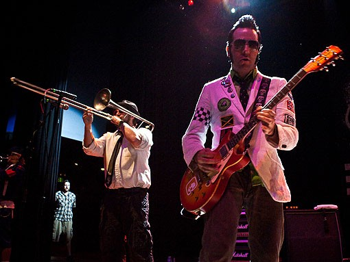 Reel Big Fish. See more photos from last night. - PHOTO: STEW SMITH