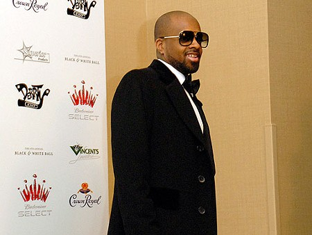Noted producer Jermaine Dupri. View more photos here. - ANGIE KNOST