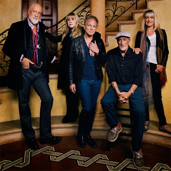 Fleetwood Mac - Friday, March 27 @ Scottrade Center. - PRESS PHOTO