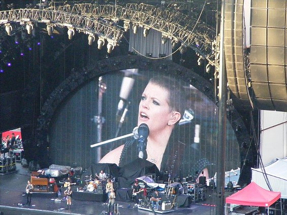 Natalie Maines of the Dixie Chicks - KATIE MOULTON