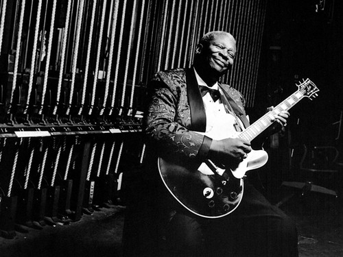 B.B. King - Friday, April 4 @ Peabody Opera House - PRESS PHOTO
