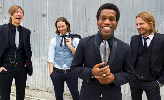 Vintage Trouble - Friday @ The Demo