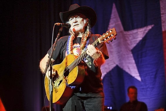 Willie Nelson - TODD OWYOUNG
