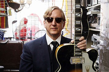 On this day in 2009, T-Bone Burnett won a ton of Grammy Awards. Maybe not a ton, but a lot. - KEVCHINO.COM