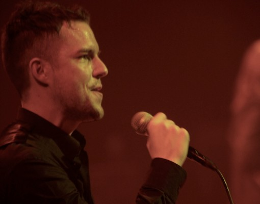The KIllers on Monday, May 4 at the Fabulous Fox Theatre. - OFFICIAL THE KILLERS PHOTOGRAPH/PRESS HERE PUBLICITY