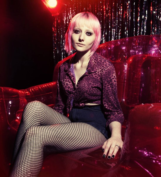 Jessica Lea Mayfield returns to St. Louis this Saturday at Off Broadway. Check out our extensive interview with Mayfield from May 2014. - PHOTO BY LEANN MUELLER