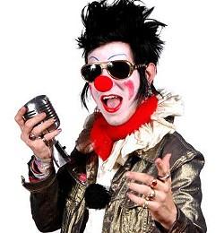 Clownvis Presley - JAIMEVILLE.COM