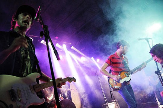 The Black Lips have done this show before -- and better. Here they are at the Firebird in 2010. - JASON STOFF