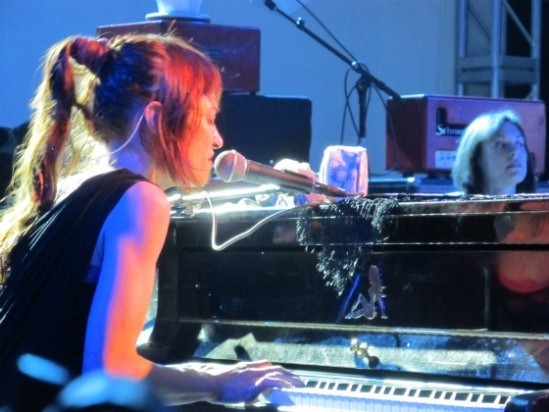 Fiona Apple's first single off her upcoming album was released earlier this week. - CRAIG HLAVATY/HOUSTON PRESS