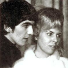 George Harrison spent a small part of 1963 visiting his sister - Louise Harrison - in Benton, Illinois. - BEATLESTRIVIA.COM
