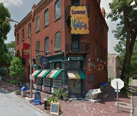Venice Cafe - GOOGLE STREET VIEW