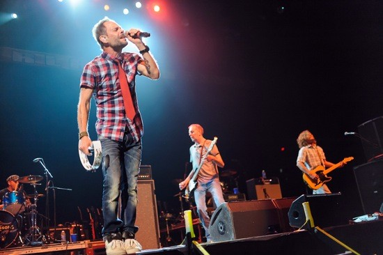GIN BLOSSOMS. PHOTO BY JASON STOFF