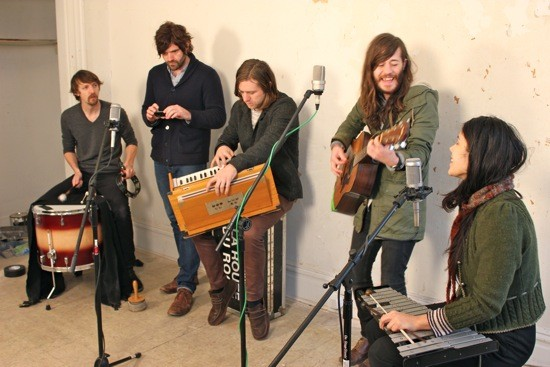 Other Lives before February's show at the Gramophone. - KIERNAN MALETSKY