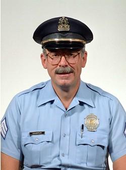 Retired Sgt. Ralph Harper - COURTESY ST. LOUIS POLICE