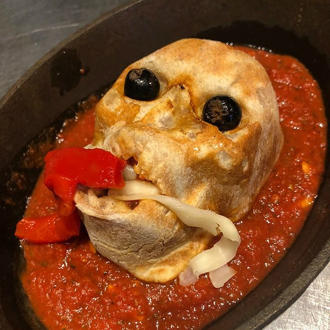 Feed us this face - IMAGE COURTESY OF PW PIZZA AND HAMILTON HOSPITALITY GROUP