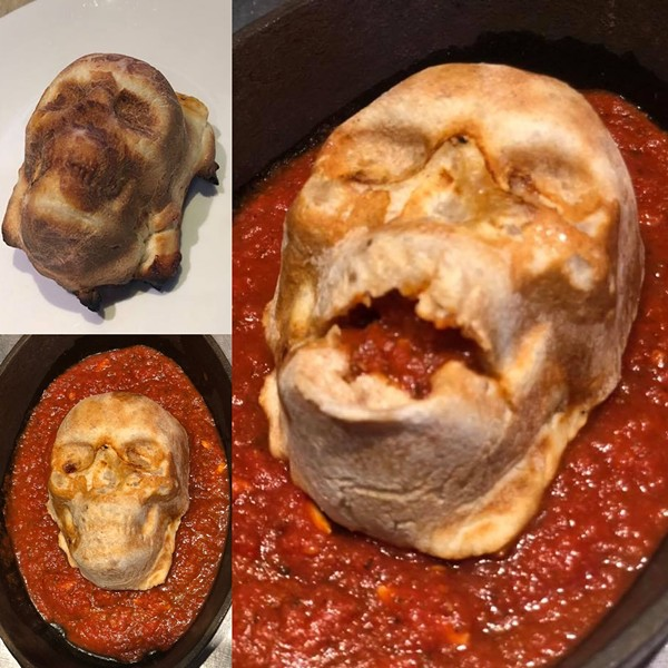 The horror! - IMAGES COURTESY OF PW PIZZA AND HAMILTON HOSPITALITY GROUP