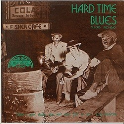 """This St. Louis-based pre-war blues record featured Milton Sparks' """"Grinder Blues"""" alongside songs by thirteen other notable artists."""