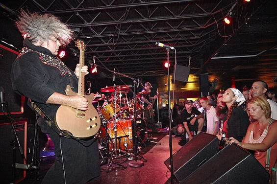 The Melvins return to St. Louis on June 15. See more photos from the band's last concert at the Firebird in RFT Slideshows. - PHOTO BY STEVE TRUESDELL