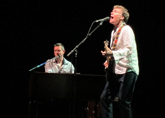Steve Winwood at the Peabody - ROY KASTEN