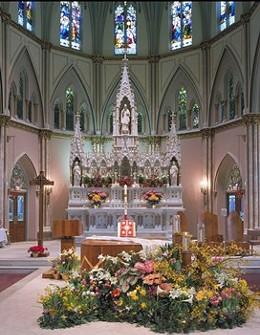 "St. Alphonsus Liguroi ""The Rock"" Church"