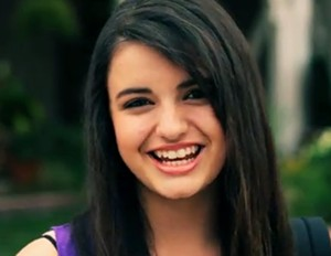 Rebecca Black - YOUTUBE