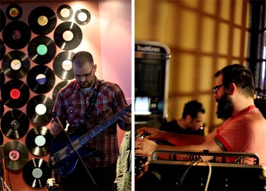 N. Nomurai combines the efforts of Eric Hall, Jim Winkeler and drummer Jeremy Brantlinger. - MABEL SUEN