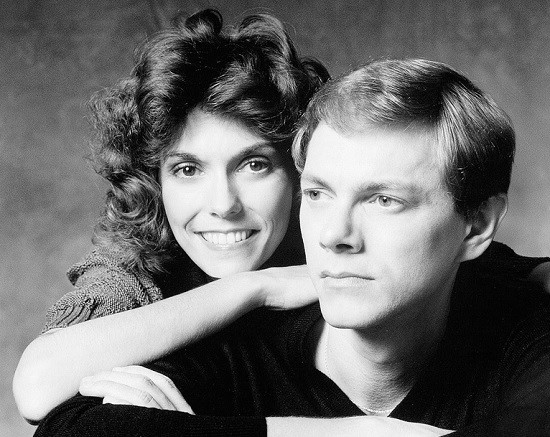 The Carpenters - ANCIENT PRESS PHOTO FROM OLD TIMEY TIMES.