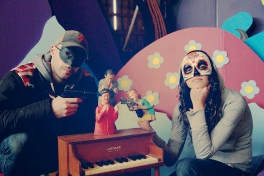 Mr. Gnome is bringing its diverse and challenging music to Plush this Wednesday. - MR. GNOME'S FACEBOOK PAGE