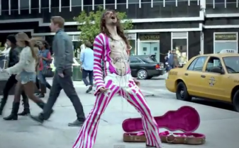 The Darkness saved Samsung's ad from spiraling down into forgettable territory.
