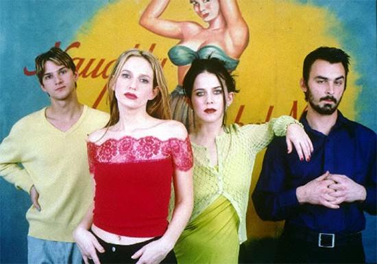 Veruca Salt reunion tour - Sunday, July 13 @ The Firebird. - OLD TIMEY PRESS PHOTO