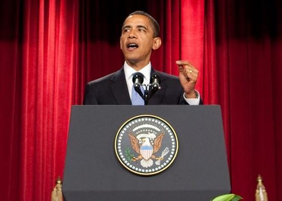 President Barack Obama - VIA WIKIPEDIA
