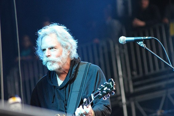 Bob Weir at Outside Lands August 2013 - FLICKR