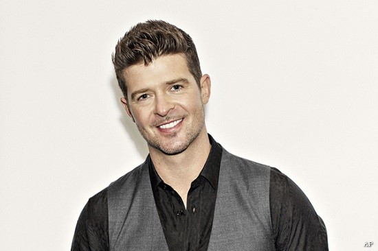 Robin Thicke - PRESS PHOTO