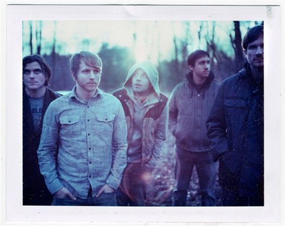 Circa Survive, major label dudes. - PROMO PHOTO