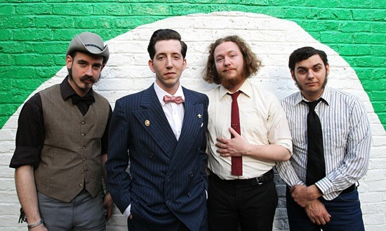 Pokey LaFarge & the South City Three: Friday @ Off Broadway - IAN BINES