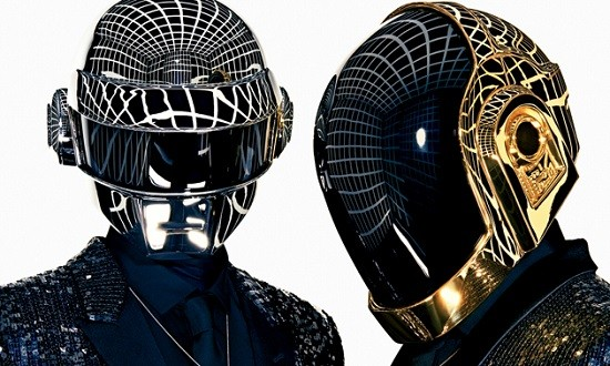 Daft Punk - PRESS PHOTO