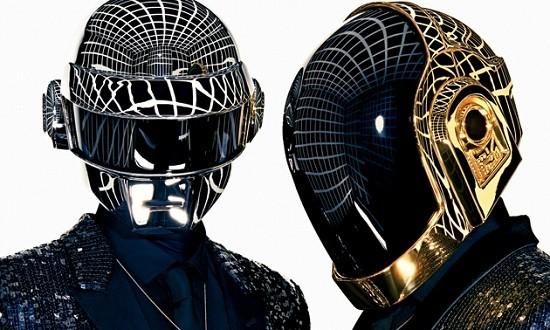 Daft Punk - PRESS PHOTO