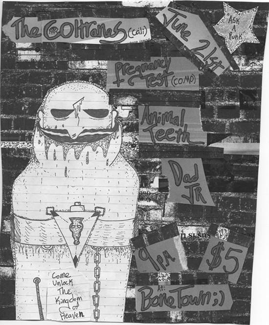 Killer Comic Book Panel-style Flyer
