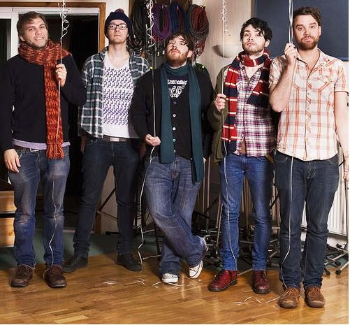 Frightened Rabbit plays a sold-out show tonight at the Old Rock House. Read Roy Kasten's interview here. - JANNICA HONEY