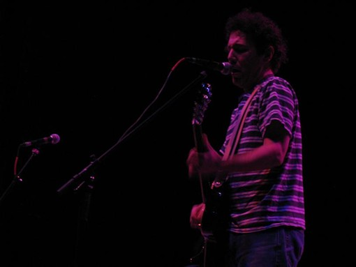 Ira Kaplan of Yo La Tengo - ANNIE ZALESKI