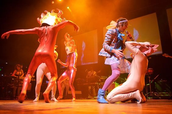A prelude to the hump: of Montreal at the Pageant - TODD OWYOUNG