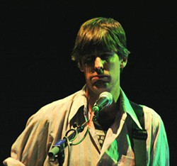 Stephen Malkmus at the Pageant, 11/2008 - SARAH PARADOSKI