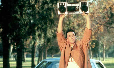 NO ONE'S ASKING YOU TO BE JOHN CUSACK. BUT, YOU KNOW, SHOOT FOR THE MIDDLE GROUND.
