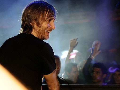See more photos from David Guetta's performance last night. - PHOTO: EGAN O'KEEFE