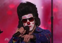 Clownvis' debut appearance on America's Got Talent - IMAGE VIA
