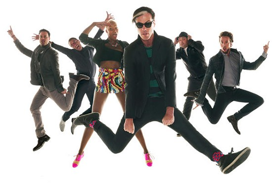 Fitz and the Tantrums - Monday, February 10 @ The Pageant. - PRESS PHOTO